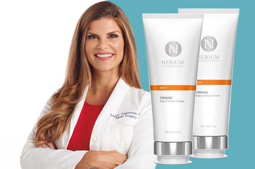 Get Beach Body Ready with Nerium's Firming Body Contour Cream