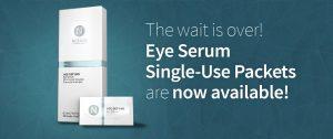 Eye Serum Single-Use Packets