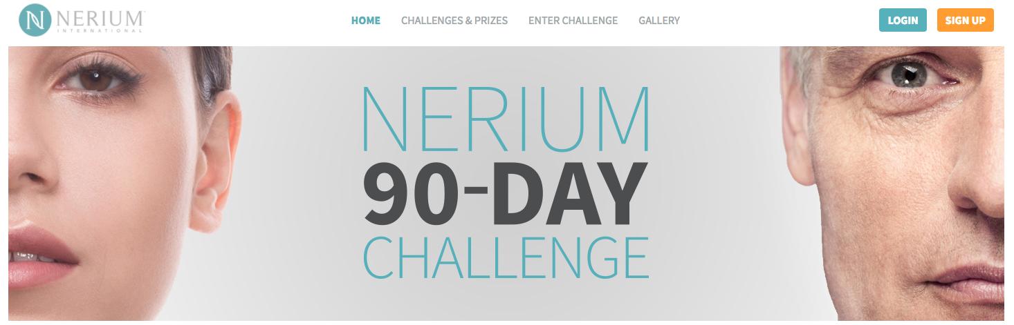 Nerium 90-Day Challenge