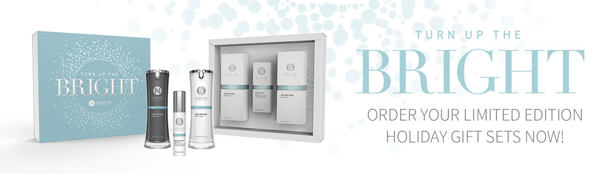 Nerium Holiday Gift Set