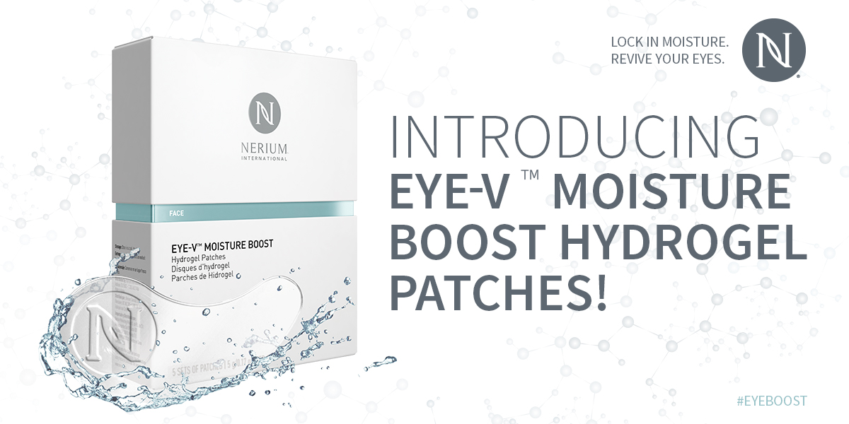 Eye-V Moisture Boost Hydrogel Patches