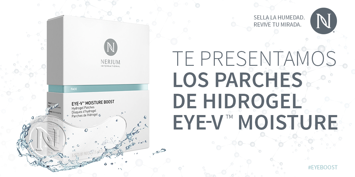 Parches de Hidrogel Eye-V de Nerium