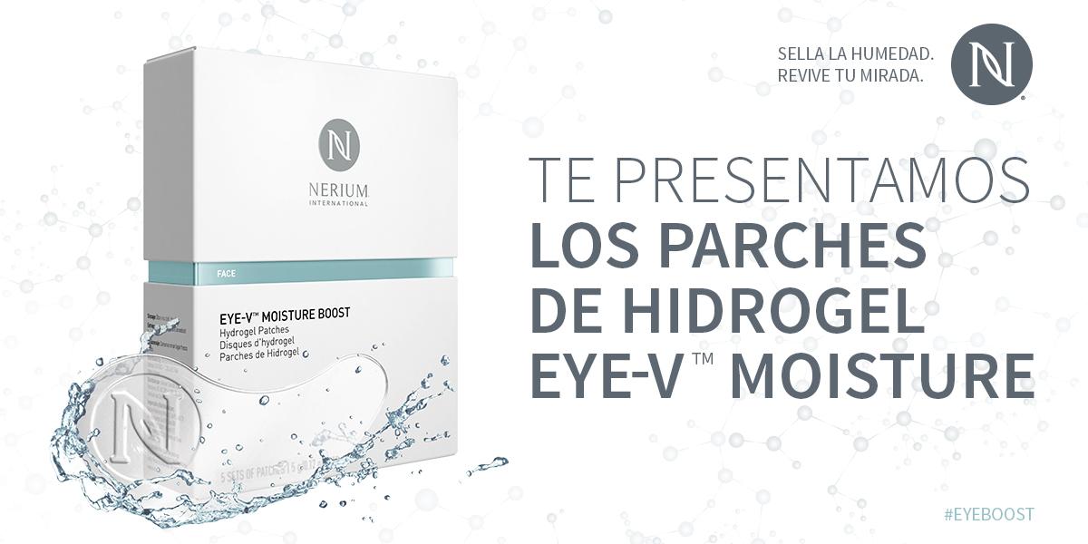 Parches de Hidrogel Eye-V de Nerium