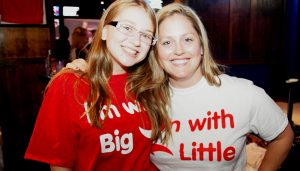 BBBS Big and Little at Nerium International event