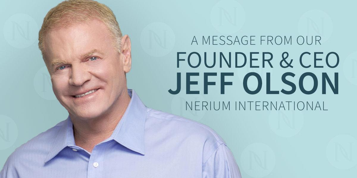Jeff Olson Nerium International