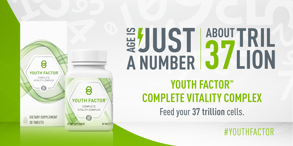 Nerium Youth Factor Complete Vitality Complex