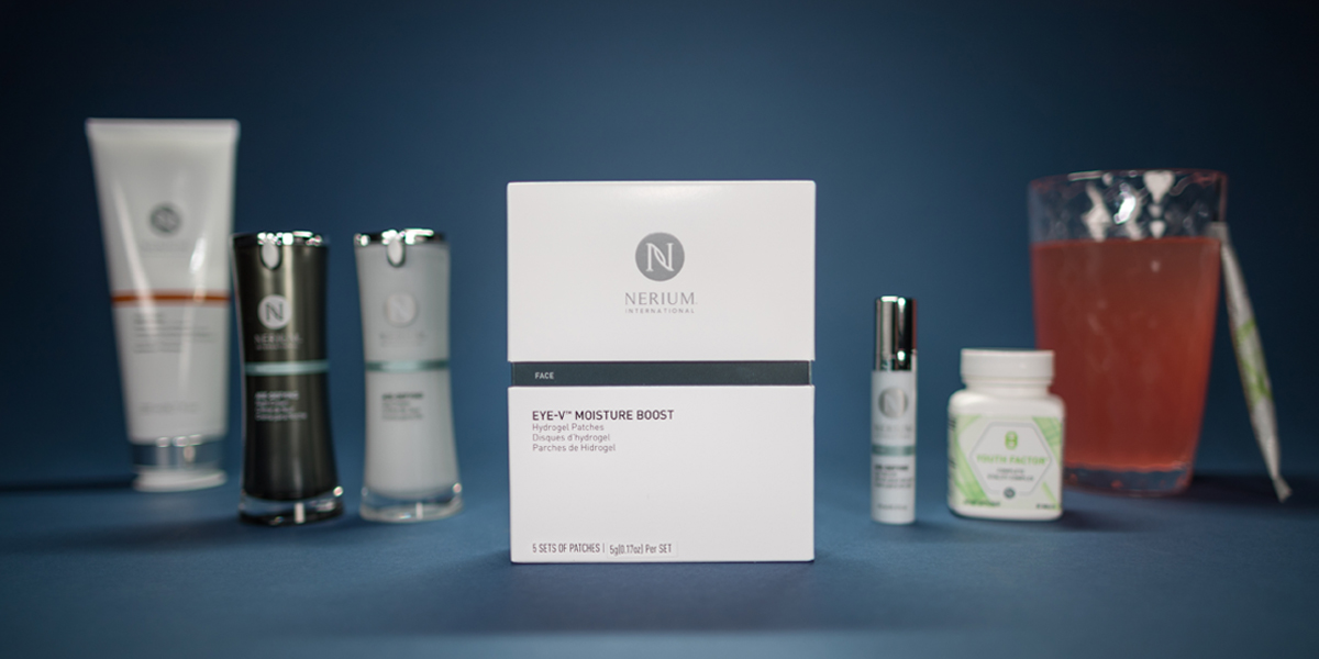 Nerium Eye-V Hydrogel Patches