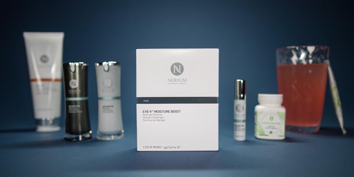 Nerium Eye-V Hydrogel Patches