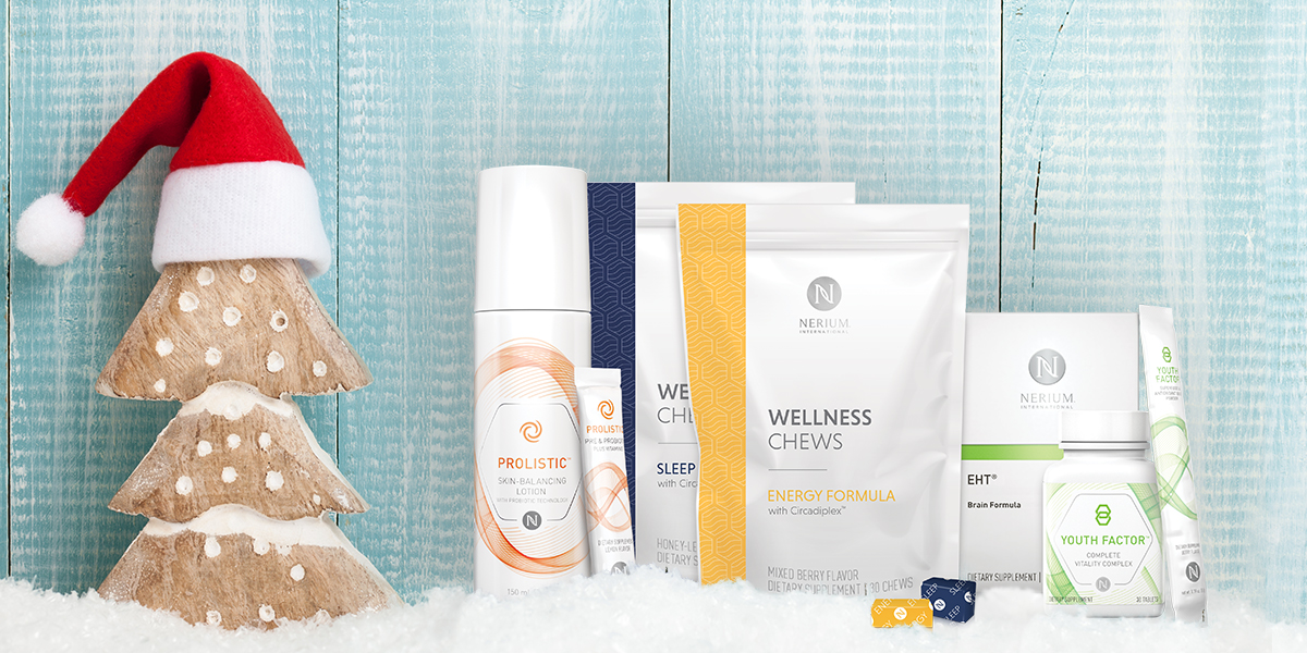 Nerium Wellness Gift Sets