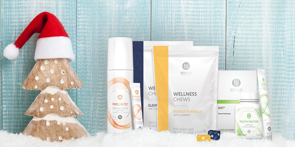 Nerium Wellness Gift Sets