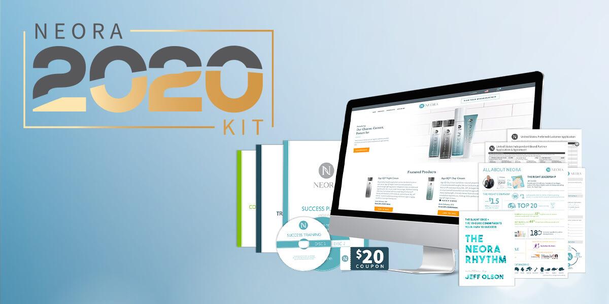 Neora's 2020 Kit
