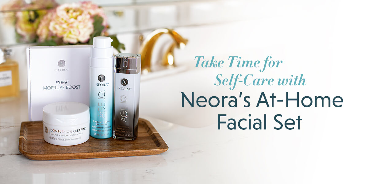 Neora's At-Home Facial Set