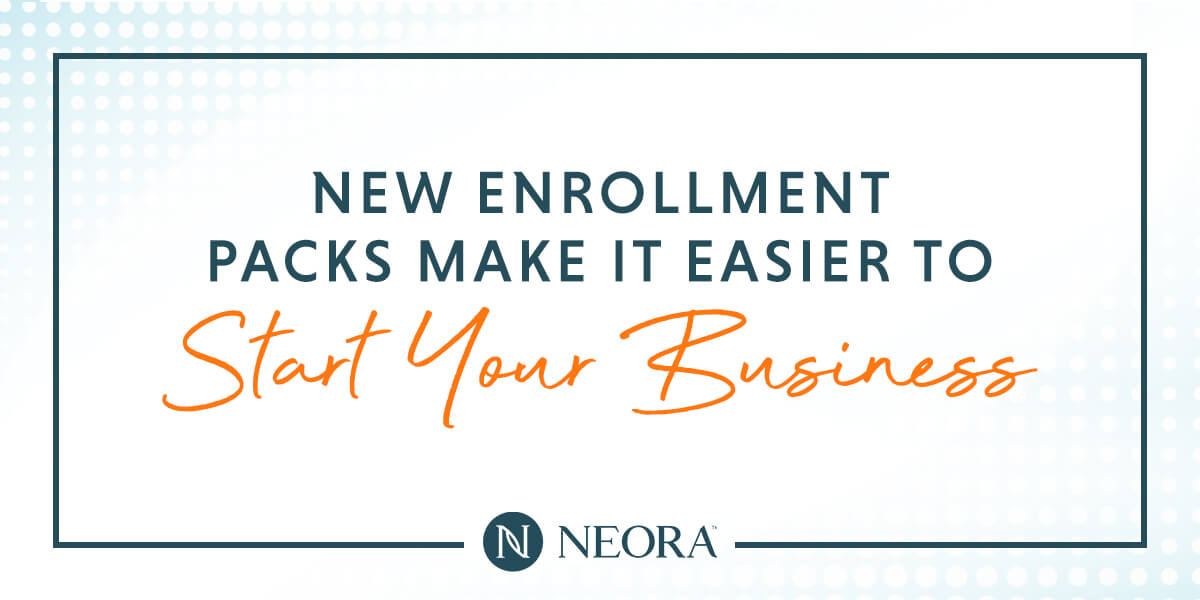 New Enrollment Packs