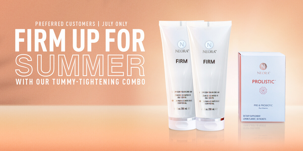 Firm Up For Summer!