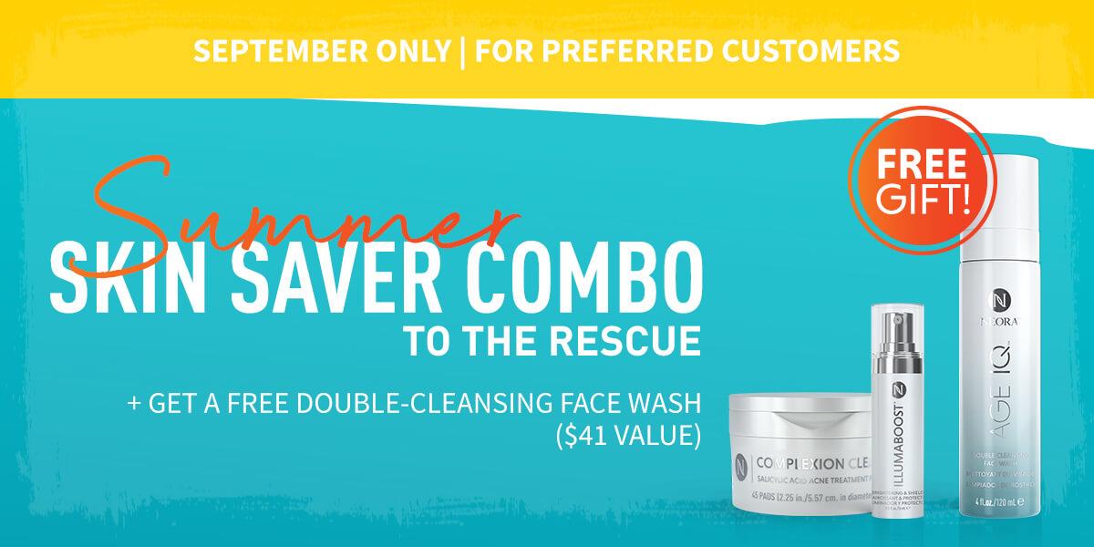 Summer Skin Saver Combo