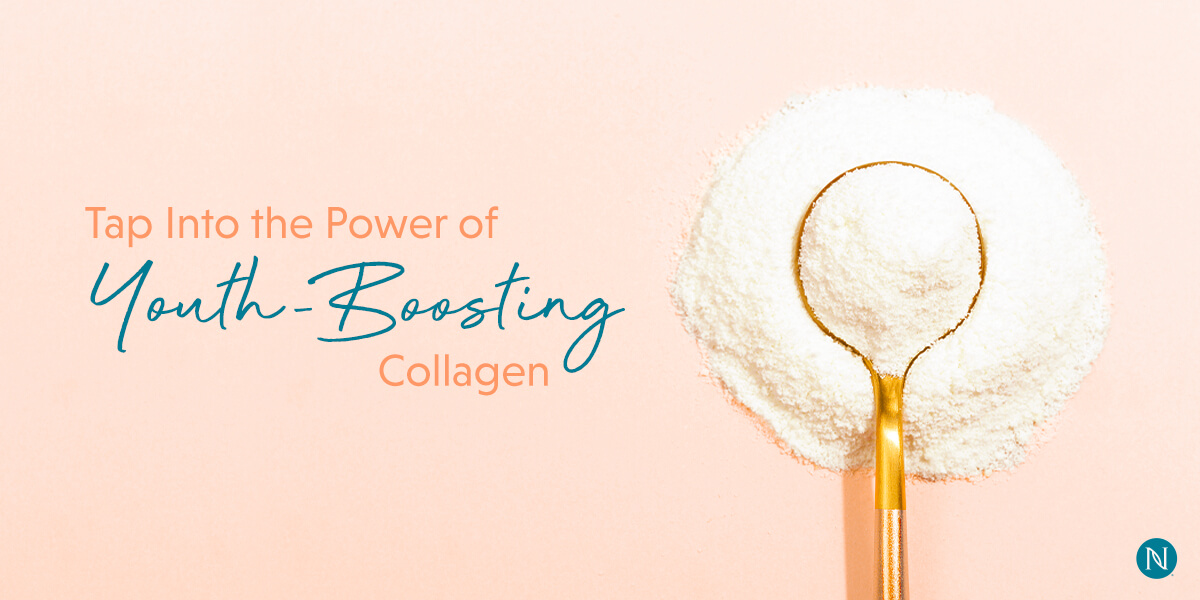 Tap Into the Power of Youth-Boosting Collagen