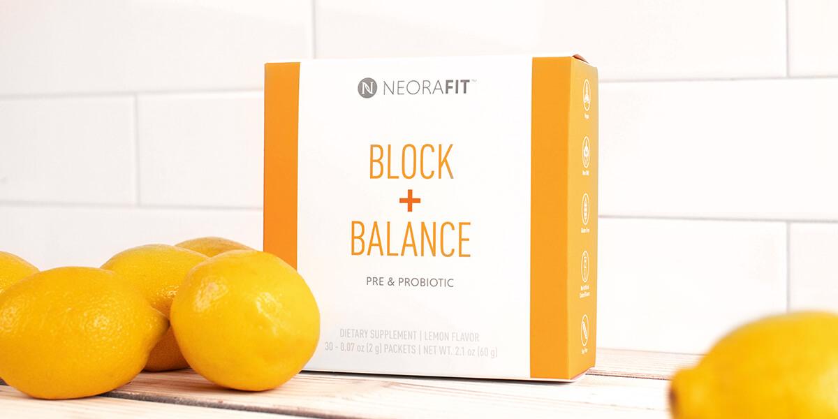 Neora's Block + Balance Product